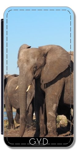 flip-cover-case-for-sony-xperia-z5-compact-elephant-africa-exotic-by-wonderfuldreampicture