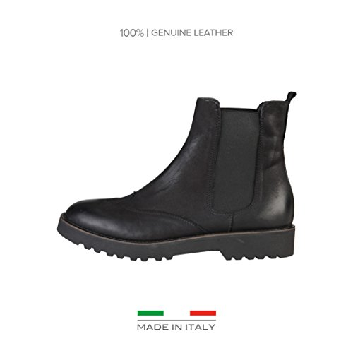 Stivaletti Made In Italia Donna Nero 37