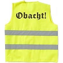"Warnweste ""Obacht!"""