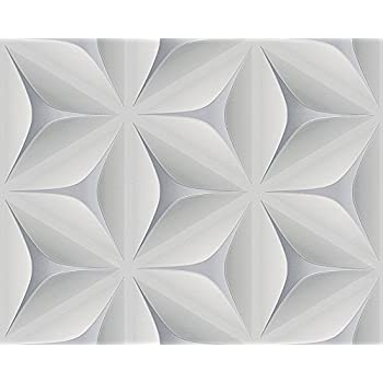 A.S. Creation Vlies Tapete Kollektion Move Your Wall, Grau, 960421