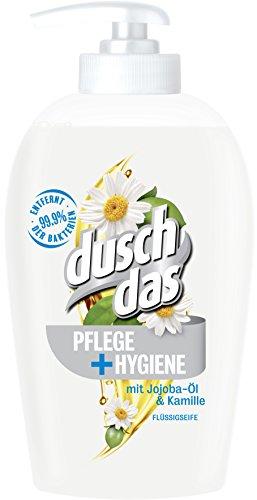 Duschdas Flüssigseife Pflege & Hygiene, 6er Pack (6 x 250 ml) (Flüssige Seife Und Lotion)