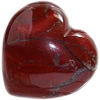 budawi® - Handschmeichler Herz aus Breckzienjaspis 40 x 40 mm bauchig, Edelsteinherz Brekzien-Jaspis preisvergleich bei billige-tabletten.eu
