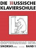 DIE RUSSISCHE KLAVIERSCHULE 1 - arrangiert für Klavier - mit 2 CD´s [Noten / Sheetmusic] Komponist: NIKOLAJEW ALEXANDE