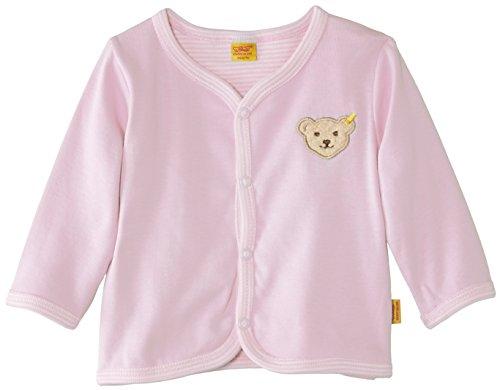 Steiff Unisex - Baby Sweatshirt 0006617, Gr. 80, Rosa (2560)