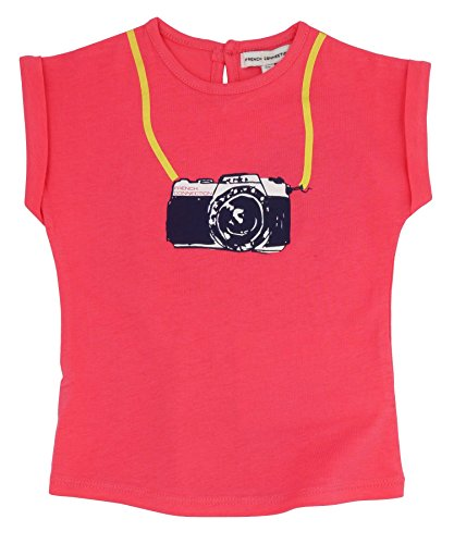 french-connection-camera-girls-tee-12-months-74-cm