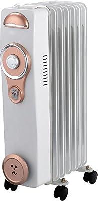 Alexa a6ra1500hb Öl-Radiator mit 7Elemente, 1500W von ALEXA - Heizstrahler Onlineshop