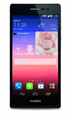 Huawei Ascend P7 Smartphone (5 Zoll (12,7 cm) Touch-Display, 16