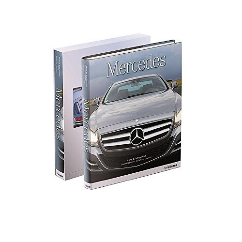 Mercedes (Updated Edition): Written by Hartmut Lehbrink, 2013 Edition, (Updated) Publisher: Ullmann Publishing [Hardcover]