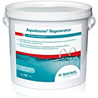 Bayrol 4132935 - Regenerador de bromo acuábolo regulator, bayrol 5 kg