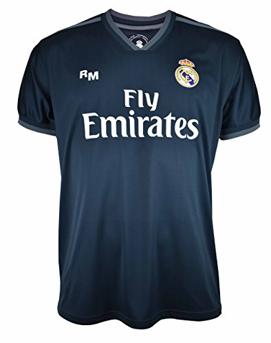 adidas Real H JSY Maillot Homme, BlancArgent, FR (Taille Fabricant : XL)