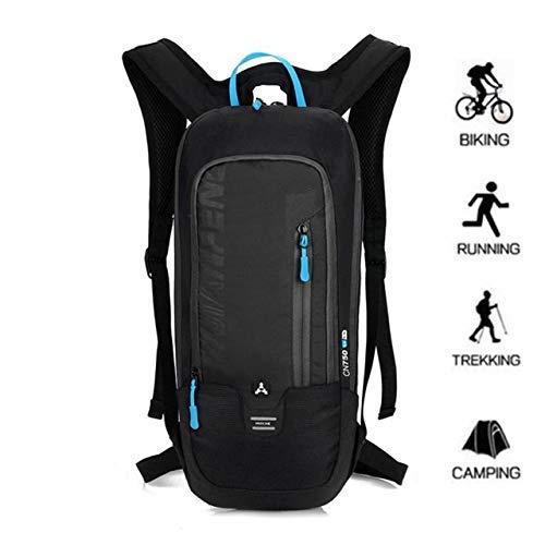 Bike Backpack, Waterproof Breathable Cycling Bicycle Rucksack, 10L Mini Ultralight Biking Daypack Sport...