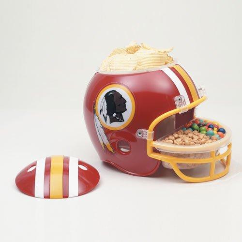 (NFL Snack-Helm Washington Redskins)