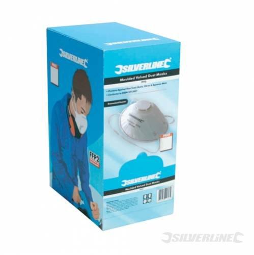 10k Faser (Sicherheit und angespritzten Workwear Atemschutzmaske mit Ventilen Atemschutzmasken FFP3 Displaykarton 10pk FFP3 FFP3 Masken. Spitzvorgänge bis nicht-giftigen feine 50 Schutz gegen Staub, Fasern und Nebel wässrigen. Mit Ventilen für mehr Komfort auch bei längerem Gebrauch. Gemäß EN149:2001 + a1: 2009.)