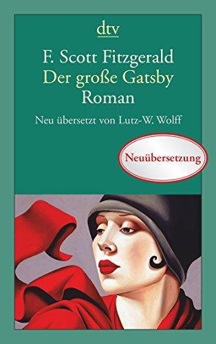 Buchseite und Rezensionen zu 'Der große Gatsby: Roman' von F. Scott Fitzgerald