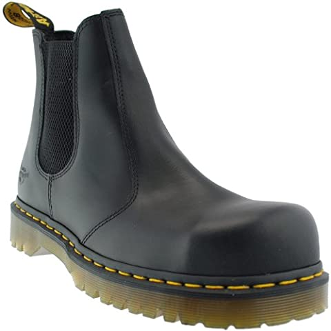 Dr Martens 2028 Black Safety Boot (10)