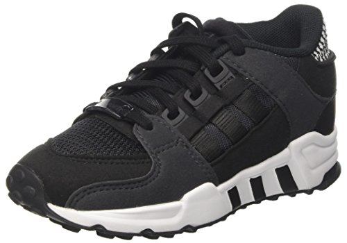 best sneakers 66f0a 644ea Adidas EQT Support C, Scarpe da Ginnastica Unisex – Bambini, Nero (Core  Black