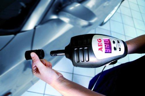 AEG 97135 Schlagschrauber SD 340 mit digitaler Drehmomentvorwahl (80 bis max. 340 Nm), 12 Volt, praktischem Aufbewahrungskoffer und Zubehör