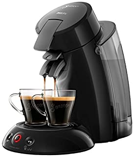 Philips Senseo Original XL HD6555/22 Cafetera Monodosis con Tecnología Coffee Boost, Negro, 22.5x46.6x37 cm (B075JMQYPJ) | Amazon price tracker / tracking, Amazon price history charts, Amazon price watches, Amazon price drop alerts
