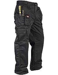 Dblade Homme Denim travail Jeans Genou Renforcé poches CE//FR Bleu Work Wear Pants