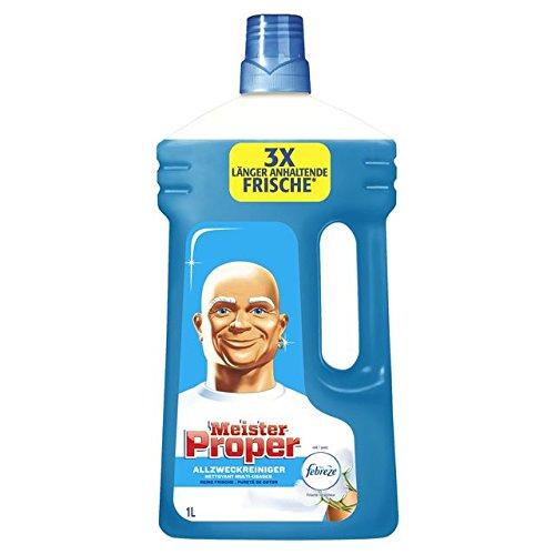 Meister Proper Allzweckreiniger Reine Frische 1L, 4er Pack (4 x 1 l)