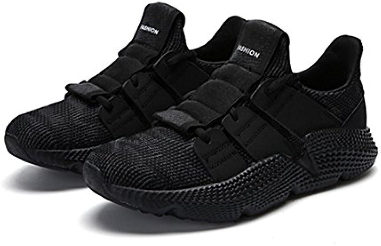 XIE Sportschuhe der Sommer Wilden TendenzMänner Sports beiläufige Segeltuchschuh desodorierende Breathable Schuhe