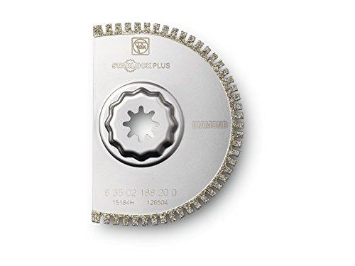 Fein (Multimaster) Diamant-Sägeblatt segmentiert SLP Durchmesser 90 mm, 1 Stück, 63502188210