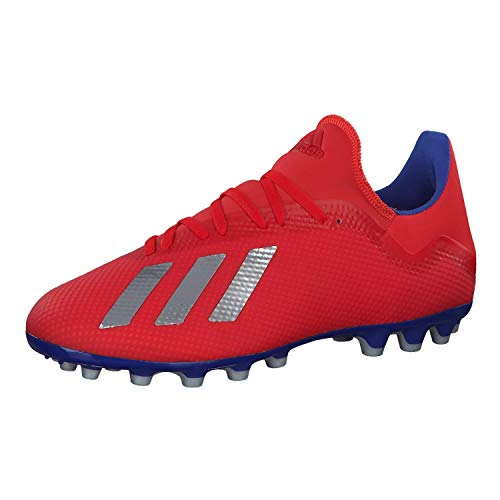 sports shoes 07393 32596 adidas X 18.3 AG, Scarpe da Calcio Uomo, (Multicolor 000), 44