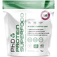 PhD Vegan Protein Superfood, Super berries 1kg