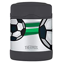 Thermos FUNtainer Food Flask, Football, 290 ml