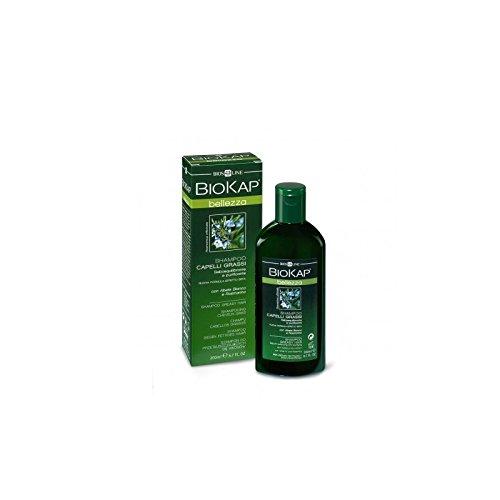 Shampoo Per Capelli Grassi Sebo Regolatore Biokap 200 Ml