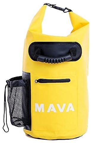 Mava Sports Sac étanche avec poche pour téléphone portable et