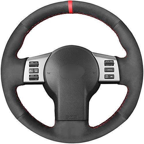 FANGPAN Anti-Rutsch Lenkradbezug, für Nissan 350Z 2003-2009 Infiniti FX FX35 FX45 2003-2008 (Infiniti 2003 Fx35)