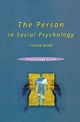 The Person in Social Psychology (Psychology Focus): Written by Vivien Burr, 2002 Edition, Publisher: Psychology Press [Paperback]