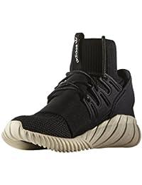 adidas Tubular Doom PK, Core Black-Core Black-Cream White