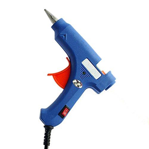 (Kit Pistole Klebestifte für Handwerk DIY klein und schnell repariert 20W)