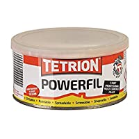 TETROSYL LTD TETTKK250 Tetrion TKK250 Powerfil 2K Filler