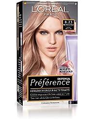 Coloration permanente Rose Gold Blond 8.23 L'Oréal Paris