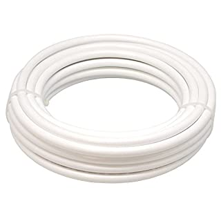 Drip Pipe & Fresh Roll White With Treatment Anti UV, 10 M, 1 x 1 x 1 cm, C5108 – 10