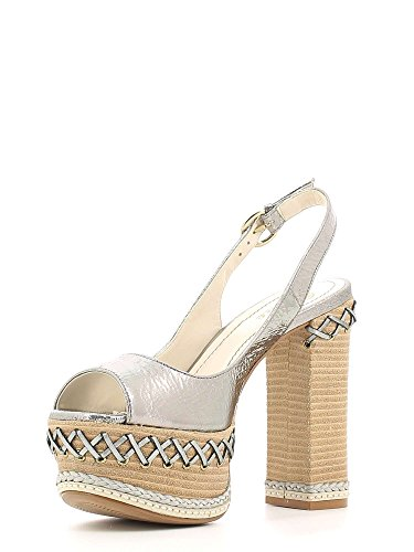 GRACE SHOES 0-83055 Sandalo tacco Donna Copper