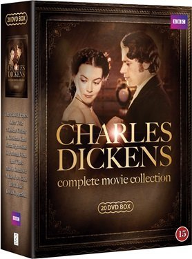 Charles Dickens (Complete Collection - 11 Films) - 20-DVD Box