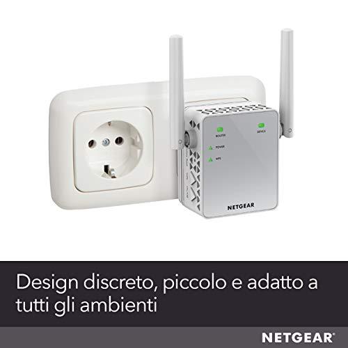 Zoom IMG-2 netgear ex3700 ripetitore wifi wireless