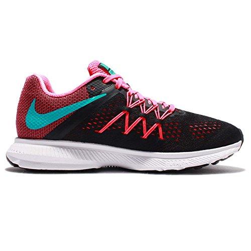 Nike 831562-004, Sneakers trail-running femme Noir