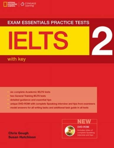 Exam Essentials: Ielts Practice Test 2 W/Key + Multi-ROM (Exam Essentials Practice Tests)