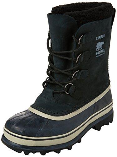 Sorel Herren Caribou Boots, schwarz (tusk), Größe: 44