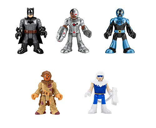 Fisher-Price Imaginext Dc Super Friends Figure Pack by Fisher-Price