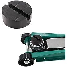 ICT Ronix 60x 24mm Nut & (revestimiento de goma, goma Klotz–Bloque de goma para plataforma elevadora hidráulico grabación adaptador gato hidráulico