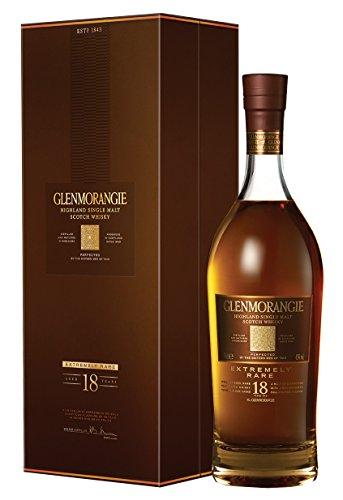 Glenmorangie Extremly Rare 18 Years, Single Highland Malt 0,7 l