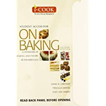 iCook Access Code Card for On Baking: A Textbook of Baking and Pastry Fundamentals