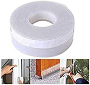 Door Sealing Strips for Seal Sound Proof, Insect, Window Tape for Home Bottom Rubber Sealing Sticker Seal Stri