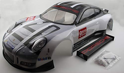 Carson FG 1:5 Karosserie Porsche 911 GT3 fertig Lackiert gebraucht kaufen  Wird an jeden Ort in Deutschland